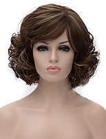 novo de alta qualidade peruca de fibra populares europeus e americanos