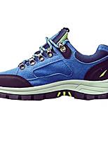 Damen-Sportschuhe-Outddor-PU-Flacher Absatz-Komfort-Blau / Grün / Khaki