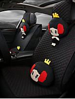 2016 новый мультфильм льна подушки сиденья автомобиля сезонов подушки сиденья подушки автомобильные принадлежности