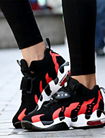 Women's Athletic Shoes Others Tulle Outdoor Athletic Pink Red White Running