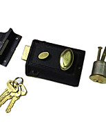 (Note The Two Packaged)Three Old Insurance Locks