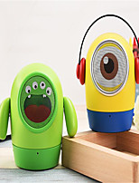 Cartoon Doll Small Yellow Mini Speaker