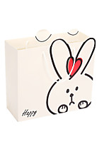 Note Five Packaged For Sale  White Rabbit  Size 30*27*12 Children's Birthday Gift Bag Portable Gift Bags