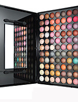 88 Lidschattenpalette Trocken / Mineral Lidschatten-Palette Puder Set Alltag Make-up / Halloween Make-up / Party Make-up