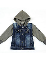 Boy's Casual/Daily Solid JeansCotton Spring / Fall Blue