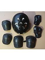 комплект коньков шлем охранники сбалансирован автомобиль аксессуар