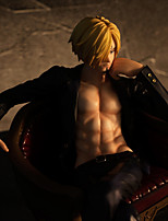 One Piece Sanji PVC 20cm Anime Action Figures Model Toys Doll Toy