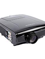 SGDE1 DLP Projetor para Home Theater WVGA (800x480) 3000Lumens LED 150-400