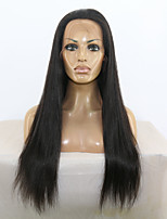 10A Lace Front  Human Hair Wigs for Black Women Glueless Front Lace Wigs Brazilian Virgin Hair Straight Lace Front Human Hair Wigs