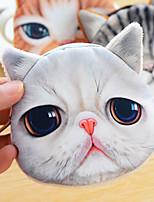 Cat Design Change Purse