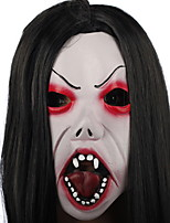 Halloween Masks Ghost Scary Scream Festival Supply For Masquerade / Halloween 1Pcs