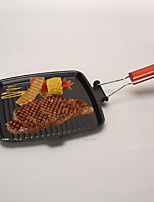 1 pièces Poêles & Poêles à Frire For Pour la viande Pour Ustensiles de cuisine Métal Multifonction Creative Kitchen Gadget