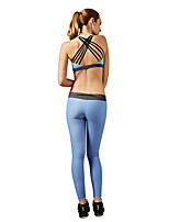 Women's Sexy Fashion Yoga Tracksuit Breathable Quick Dry Compression Comfortable High Elasticity Sports Wear Suits