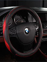 Genuine Leather Steering Wheel Cover Four Seasons