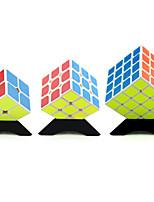 Yongjun® Гладкая Speed Cube 2*2*2 / 3*3*3 / 4*4*4 Скорость / профессиональный уровень Избавляет от стресса / Кубики-головоломки Кот