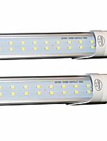 28W G13 Tube Lights Tube 192 SMD 2835 2800 lm Warm White / Cool White Decorative AC85265V 20pcs