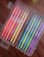 12-Color Diamond Color Pen (12-Color Box Of 0.8mm)