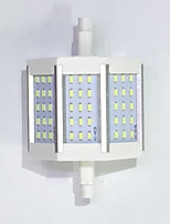 7 R7S Lâmpadas Espiga T 45LED SMD 3014 680LM-800LM lm Branco Quente / Branco Frio Decorativa AC 85-265 V 1 pç