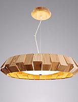 36w מנורות תלויות ,  מודרני / חדיש / גס עץ מאפיין for מעצבים עץ/במבוק חדר שינה / חדר אוכל / חדר עבודה / משרד / מסדרון