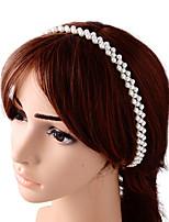 Women's Organza Headpiece-Wedding Special Occasion Headbands 1 Piece