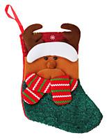 Textile Bear Sock