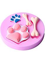 1 Cozimento Ferramenta baking / 3D / Alta qualidade / Anti-Aderente / Ecológico / BricolageGelo / Pão / Bolo / Biscoito / Cupcake / Torta