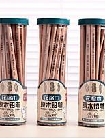 2 b lápis de madeira em 30