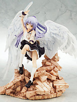 Angel Beats Kanade Tachibana PVC 22cm Anime Action Figures Model Toys Doll Toy 1pc