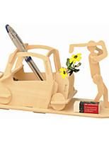 Пазлы Деревянные пазлы Строительные блоки DIY игрушки Гольф 1 Дерево Со стразами