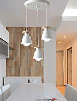 40w מנורות תלויות ,  מודרני / חדיש צביעה מאפיין for מעצבים מתכת חדר שינה / חדר אוכל / מטבח / חדר ילדים