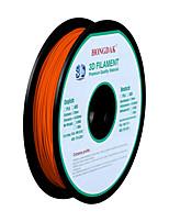 material de hongdak 3d filamento impressora 3D consumíveis de impressão (pla abs1.75mm 3.0mm0.5kg)