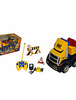 Truck Racing 566-96 1:10 Brush Electric RC Car / 2.4G Yellow Ready-To-GoRemote Control Car / Remote Controller/Transmitter / Battery