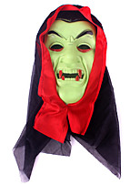 (Color Random)1PC Hallowmas  Terror Mask Decorate Hallowmas Costume Party