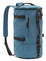 Для мужчин Полотно Спортивный / Для отдыха на природе Дорожная сумка