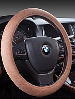 Linen Color Steering Wheel Cover