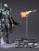 Star Battle PVC 28cm Anime Action Figures Model Toys Doll Toy 1pc