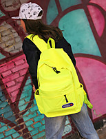 Men Canvas Casual School Bag Pink / Blue / Yellow / Black