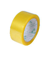 (Note Pack 3 Transparent Yellow Size 8229.6cm * 4.5cm *) Sealing Tape