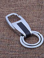 Men 'S Business Leather Car Key Chain