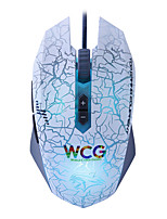 Gaming Mouse 7 Programmable Button 4000DPI 6 LED Colors Free Ajust - Dare-u Wrangler Upgrade
