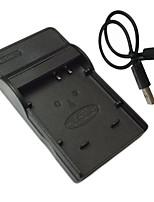 s005 usb micro cámara móvil cargador de batería para Panasonic s005 e BCC12 Fujifilm fnp70 DMC-fx8gk fx9gk fx10gk