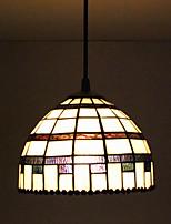 25W Závěsná světla ,  design Tiffany / Retro Obraz vlastnost for Mini styl Kov Ložnice / vstupní chodba