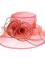 Wedding Veil One-tier Blusher Veils Ribbon Edge Organza