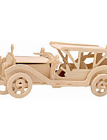 Jigsaw Puzzles Wooden Puzzles Building Blocks DIY Toys Bentley Car 1 Wood Ivory Puzzle Toy