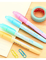 alunos cor de chave caneta