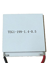 Thermoelectric Generation Tablets TEG1-199-1.4-0.5 40*44MM