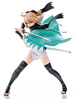 Fate/stay night Saber Lily PVC 20cm Figures Anime Action Jouets modèle Doll Toy