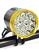 Cycling 18000Lumens 9x XM-L2 LED Front Bicycle Light Bike Lamp Headlamp 12000mAh