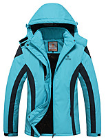 Hiking Softshell Jacket Women's Breathable / Quick Dry / Ultraviolet Resistant / Protective / Sweat-wicking Spring