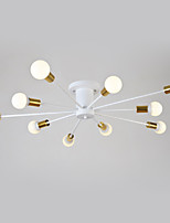 5w Flush Mount ,  Modern/Contemporary / Vintage / Country Painting Feature for Designers MetalLiving Room / Bedroom / Dining Room / Study